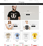 Fashion osCommerce  Template 52882