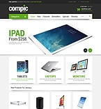 Computers osCommerce  Template 52884