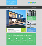 Real Estate Newsletter  Template 52885
