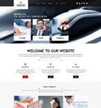 Communications Muse  Template 52888