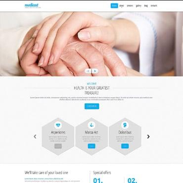Купить  пофессиональные Drupal шаблоны. Купить шаблон #52894 и создать сайт.