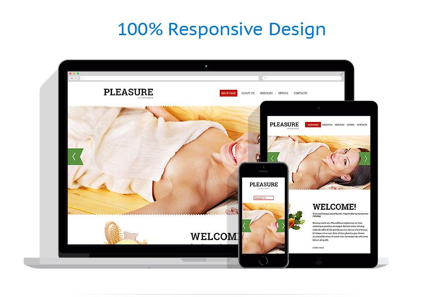 Modèles HTML5 Beauté #52897