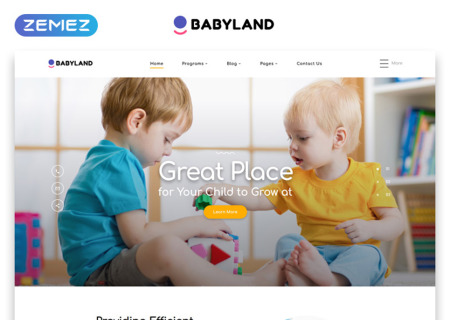 Day Care Responsive