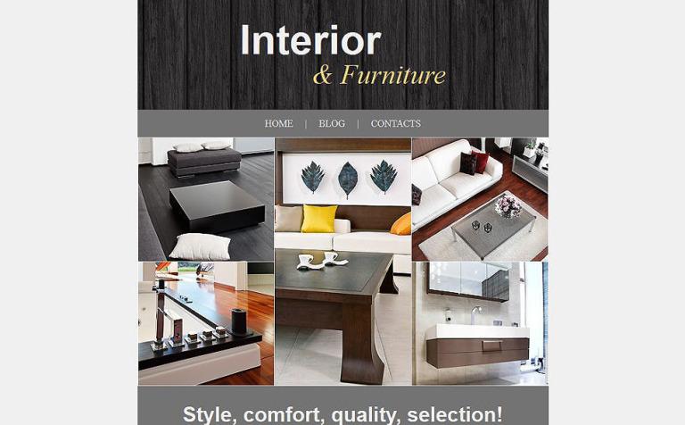Newsletter Vorlage 48 Für Innenausstattung Und Möbel Stunning Interior Design Newsletter