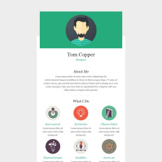 News Letter Template | Personal Page Newsletter Templates Templatemonster