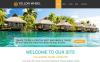 Responsive Travel Operator Web Sitesi Şablonu New Screenshots BIG