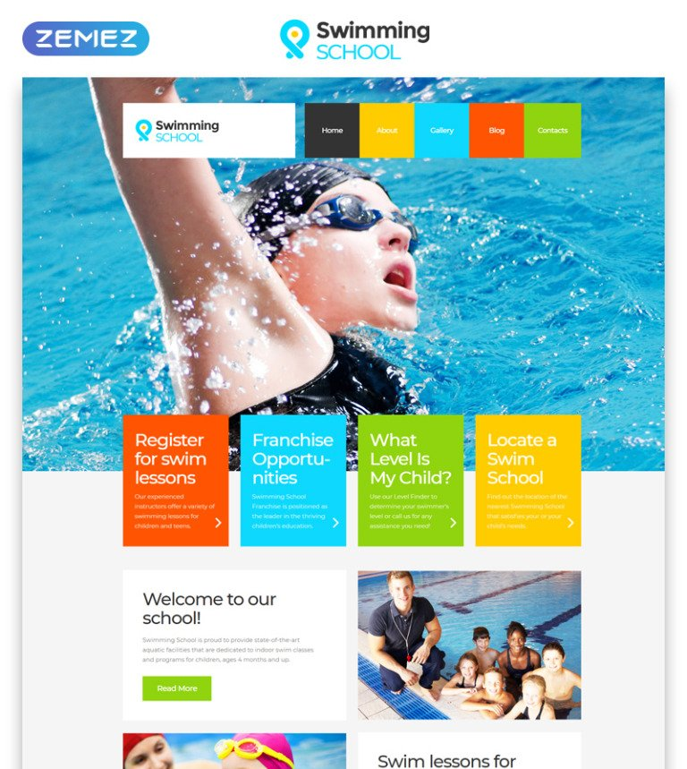 swimming certificates templates.html