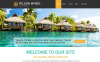 """Travel Operator"" Responsive Website template New Screenshots BIG"