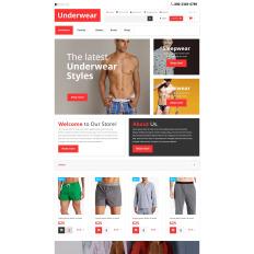 men s underwear templates templatemonster
