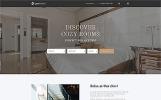 "Website Vorlage namens ""Lux Hotel - Hotel Multipage HTML5"""