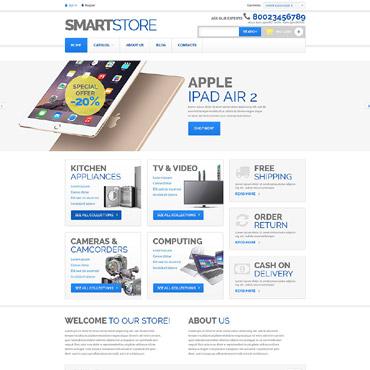 Купить  пофессиональные VirtueMart шаблоны. Купить шаблон #52903 и создать сайт.