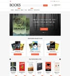 Books Shopify Template 52933