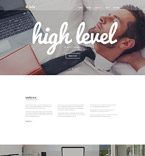 Hotels WordPress Template 52946
