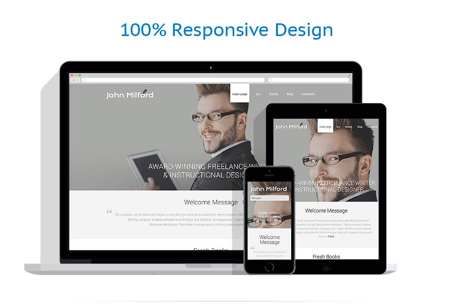 Thèmes WordPress Personal pages #52949