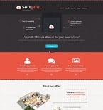 Software WordPress Template 52951