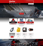 Sport WooCommerce Template 52953