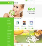 Medical VirtueMart  Template 52955