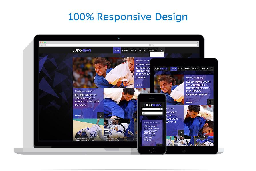 Modèles HTML5 Sport #52958