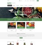 Food & Drink PrestaShop Template 52962