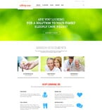 Society and Culture WordPress Template 52970