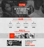 Charity Drupal  Template 52973
