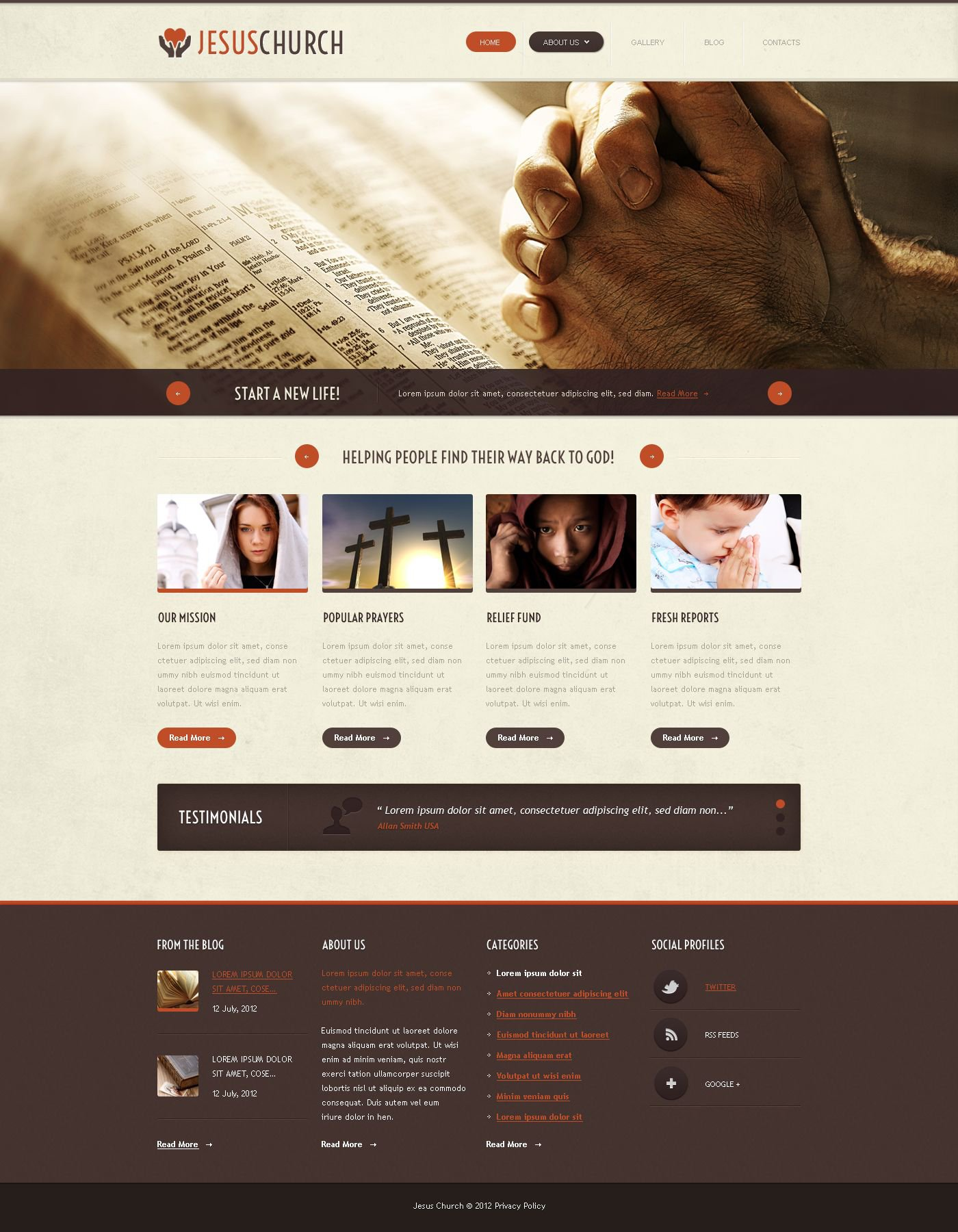 The Jesus Church Religious Responsive Javascript Animated Design 52974, one of the best website templates of its kind (religious, most popular), also known as Jesus church religious website template, religion website template, God family care website template, education website template, Bible mission website template, community website template, sermon website template, priest website template, clergyman website template, choir website template, health website template, Sunday school website template, archive website template, credence website template, faith website template, belief in God kindness website template, confession website template, homily website template, sermon website template, help website template, support website template, Christian catholic website template, prayer and related with Jesus church religious, religion, God family care, education, Bible mission, community, sermon, priest, clergyman, choir, health, Sunday school, archive, credence, faith, belief in God kindness, confession, homily, sermon, help, support, Christian catholic, prayer, etc.