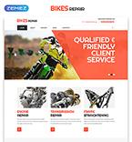 Cars Website  Template 52978
