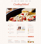 Education Website  Template 52979