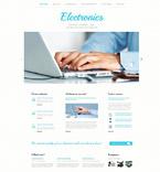 Electronics Website  Template 52981