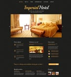 Hotels Website  Template 52982