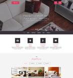 Furniture Joomla  Template 52986