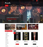 Entertainment PrestaShop Template 52991