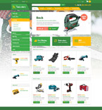 osCommerce  Template 52993