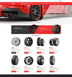 Cars osCommerce  Template 52994