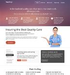 Medical Website  Template 52996