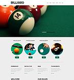 Sport WordPress Template 52999