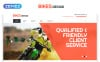 Адаптивный HTML шаблон №52978 на тему велосипеды New Screenshots BIG