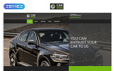 """Car Repair - Auto Service Responsive Creative HTML"" Responsive Website template"