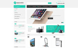 """Electronic Store"" Responsive OpenCart Template"