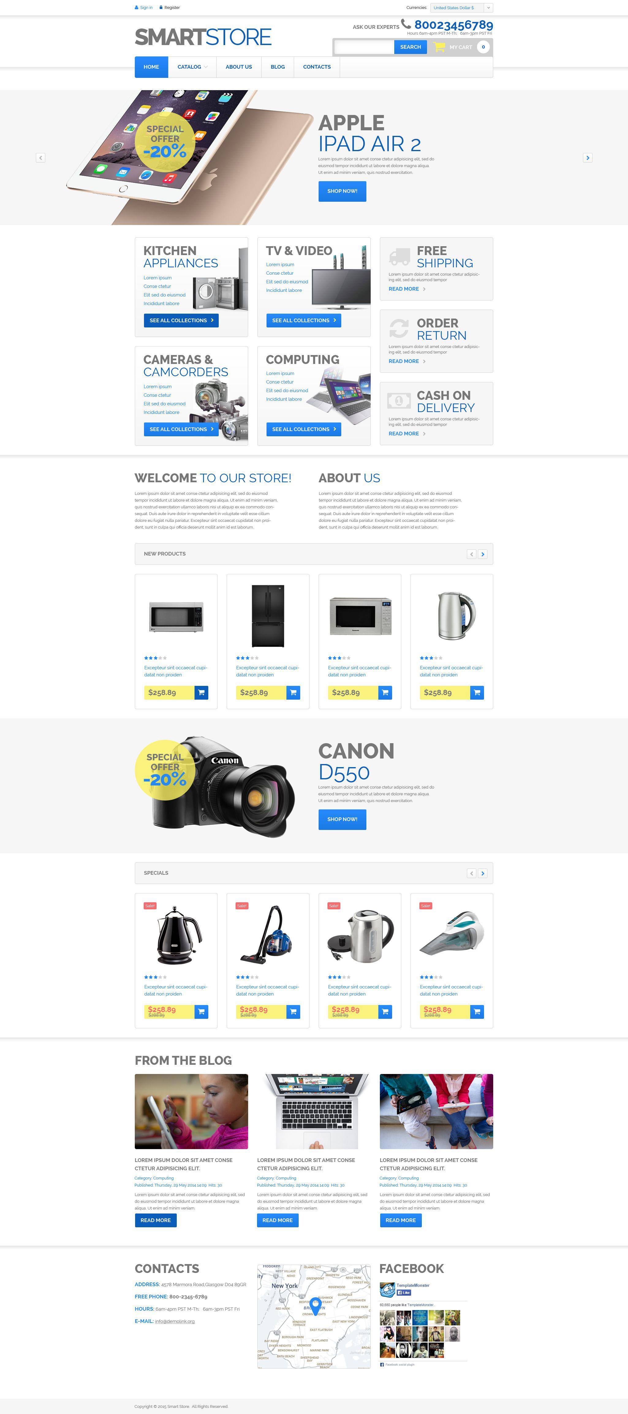 Home Electronics Virtuemart #52903