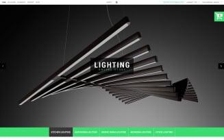 House Lighting Magento Theme