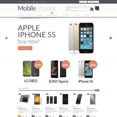 Top 9 magento mobile template collection codexcoder.