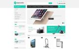 Plantilla OpenCart para Sitio de Tienda de Electrónica