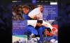Responsive Dövüş Sanatları Web Sitesi Şablonu New Screenshots BIG