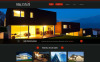 Responsive Website Vorlage für Immobilienagentur  New Screenshots BIG