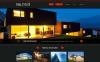 Responsive Website Vorlage für Immobilienagentur  New Screenshots BIG