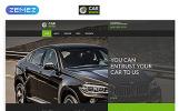 Responsywny szablon strony www Car Repair - Auto Service Responsive Creative HTML #52961