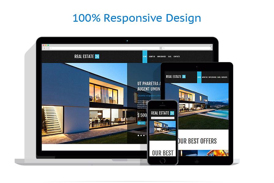 Thèmes WordPress Immobilier #53001