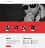 Security WordPress Template 53002