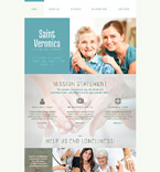 Society and Culture Website  Template 53009